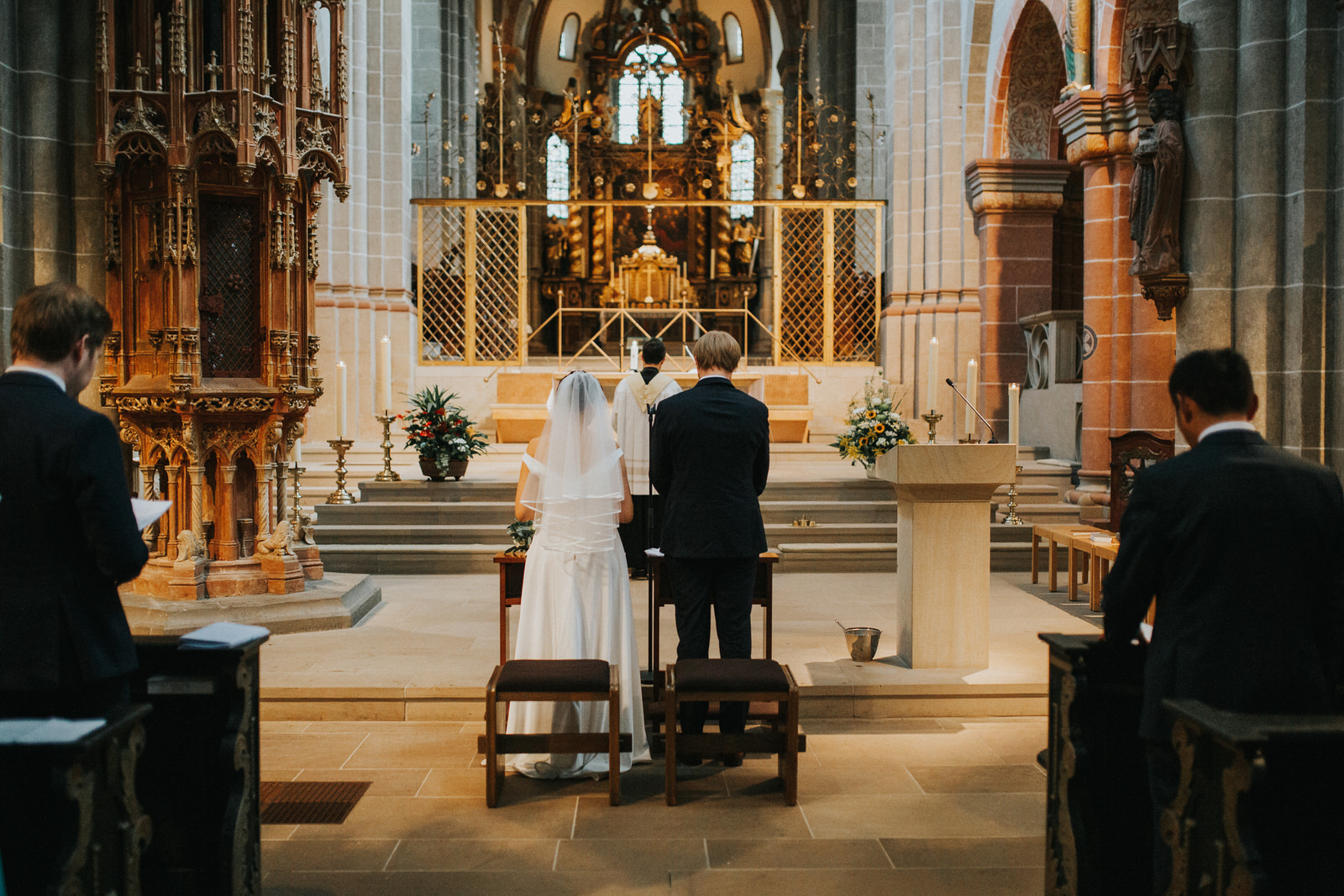 Kirchliche Trauung Ohne Firmung